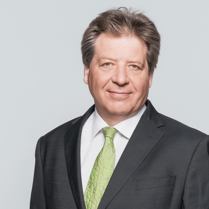 Dr. Frank Wellhöfer, Member of the Board of Management MEAG MUNICH ERGO AssetManagement GmbH